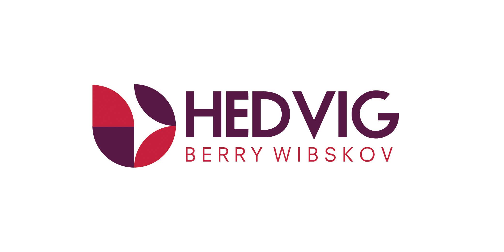 Hedvig Wibskov Logo
